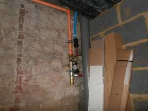 Sprinkler System  Being Installed to the Semibase & Laundry Rm 001[2]